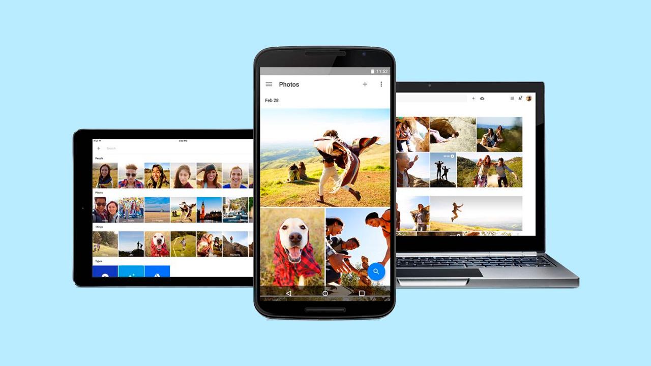 como marcar imagenes favoritas con Google Fotos