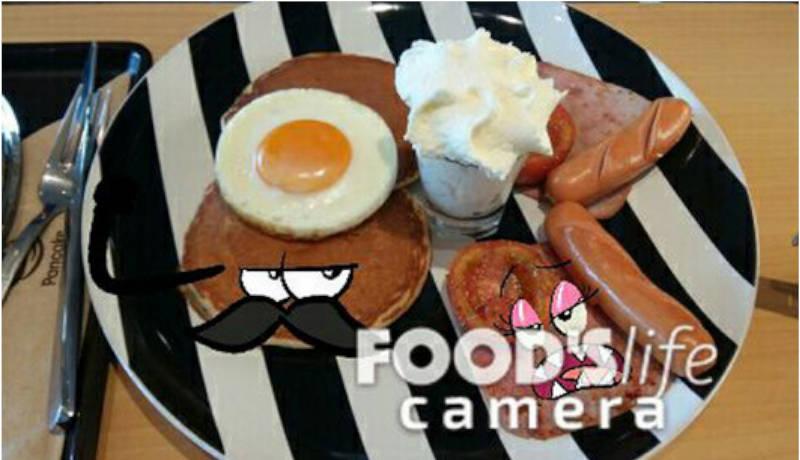 Food's Life Camera, aplicación que da personalidad a tu comida.