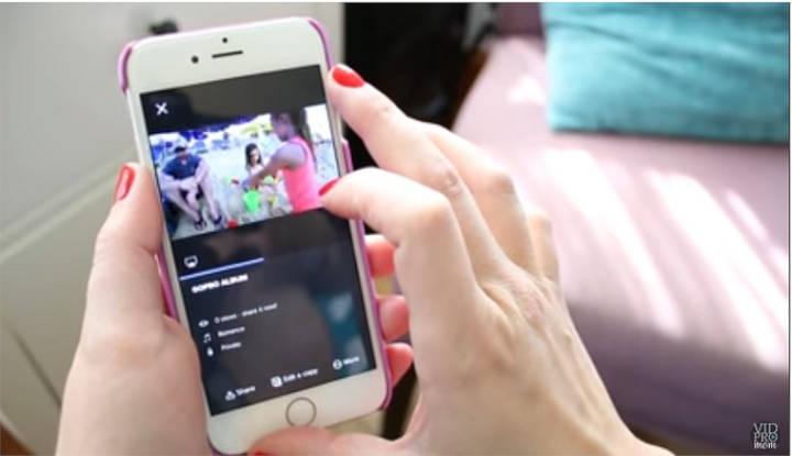 GoPro y Huawei. Edición de video Quik integrado nativamente en los Huawei P10 y P10 Plus