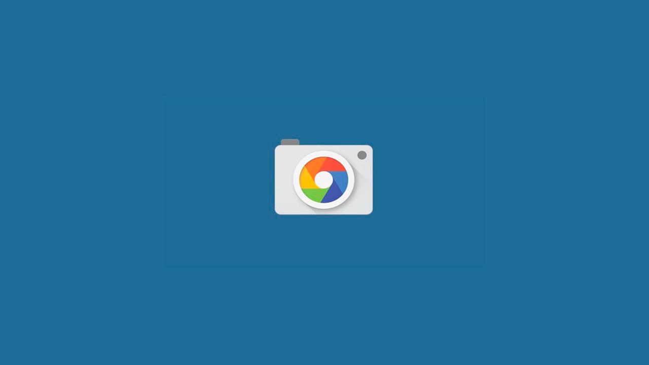 Camara Google app con Flash