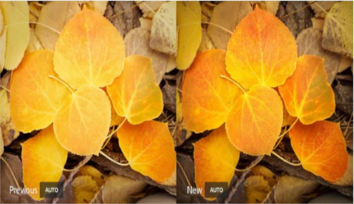 Ajuste automático mejorado en  Adobe Photoshop Lightroom