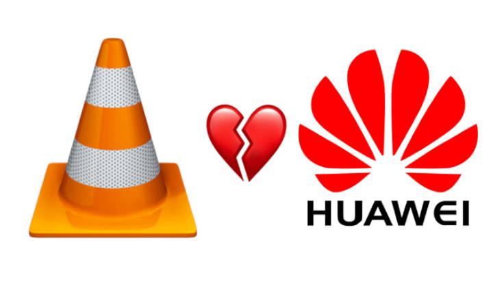 VLC ha baneado a los móviles Huawei de descargar su app en Google Play